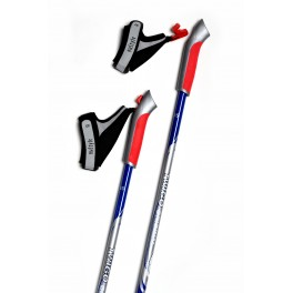 "Nordic walking poles ""TWIGO Original QL"" with detachable strap"